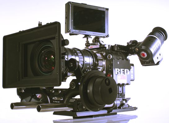 Red Epic movie camera