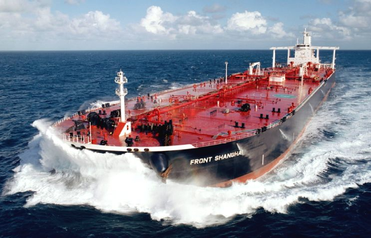 Dry cargo and oil tanker brokerage, Front Shanghai