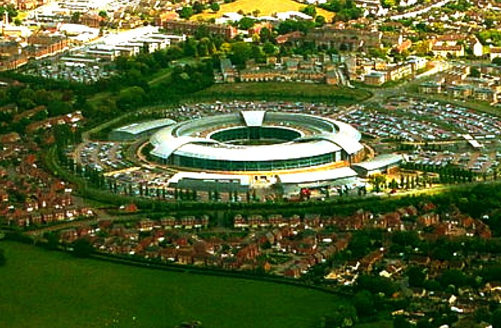Government Communications Headquarters in the United Kingdom
