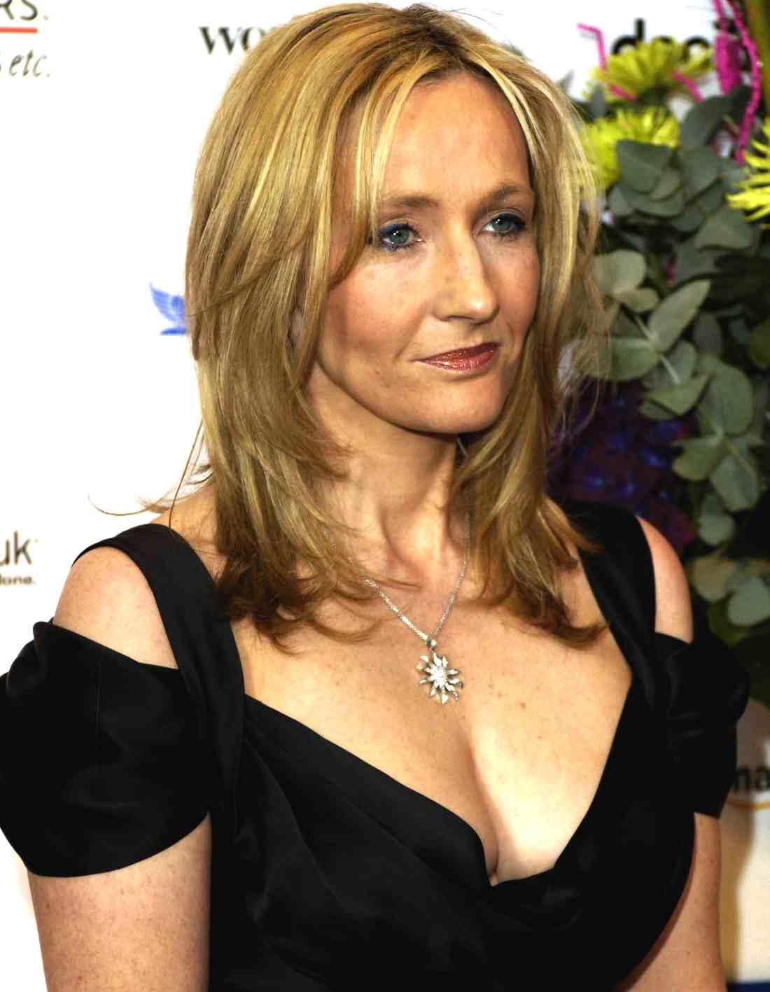 Jk Rowling Jessica Arantes J k
