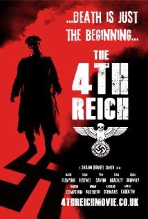 The 4th Reich movie poster, Cyber Wars a book by Jameson Hunter