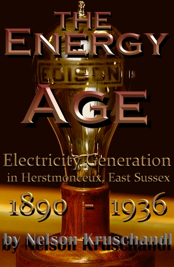 The Energy Age, Lime Park, Herstmoneux, East Sussex