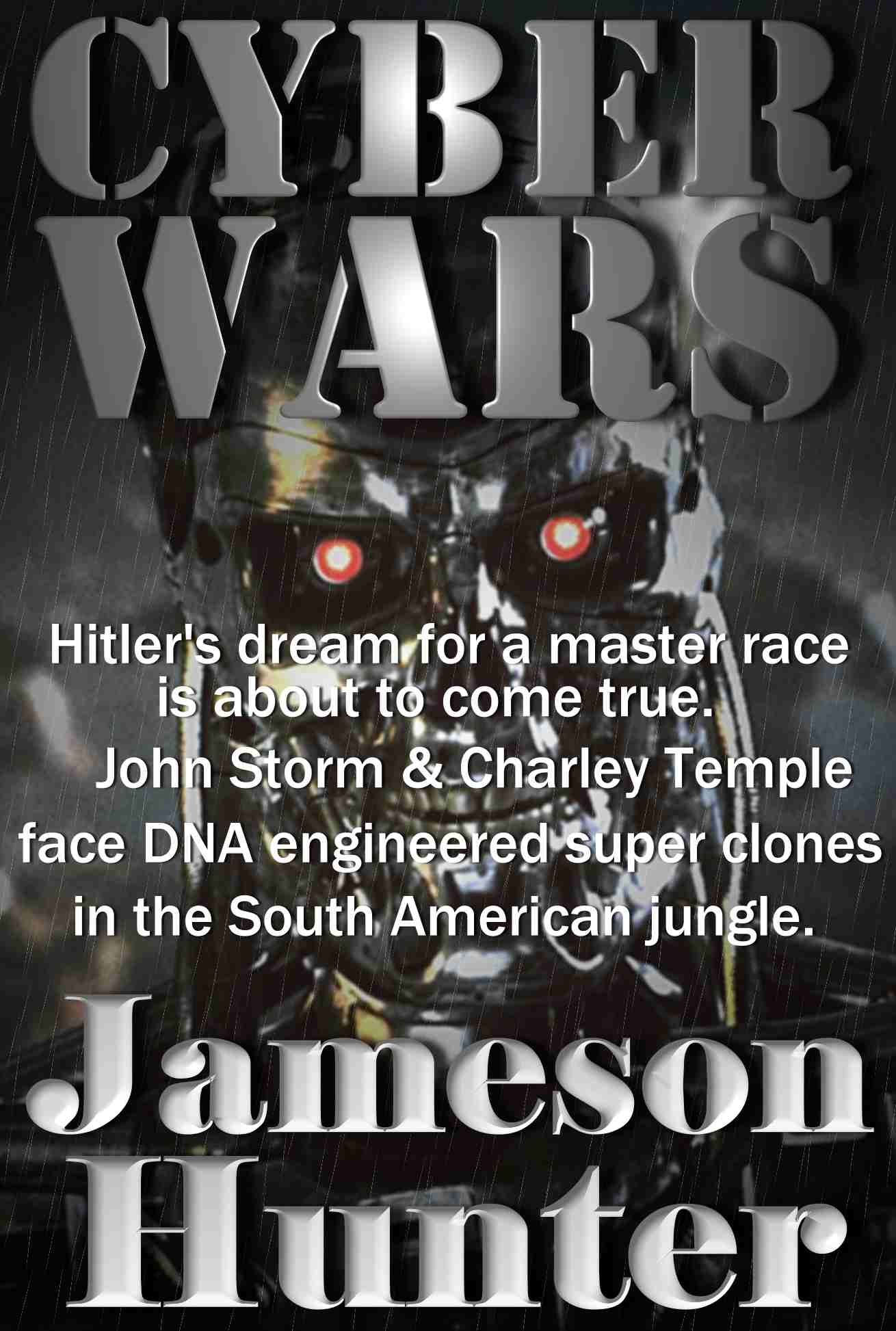 Cyber Wars, the fourth reich and master race, warfare