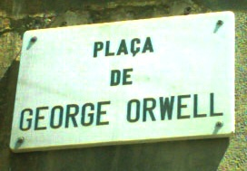 george orwells coming up for air essay George orwell the british novelist and essayist george orwell  where he wrote coming up for air  the orwells moved to london in may 1940.