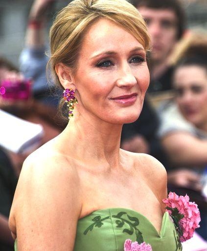 Nackt  Joanne Rowling K J. K.