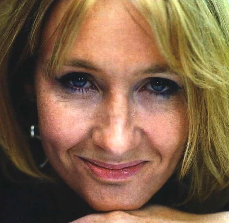 Joanne K Rowling  nackt