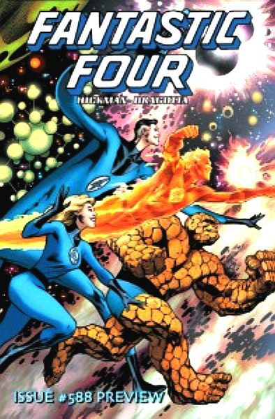 Johnny Storm, the human torch, Fantastic Four graphic novel