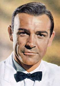 Sean Connery James Bond Actor Ian Fleming S British Super Spy