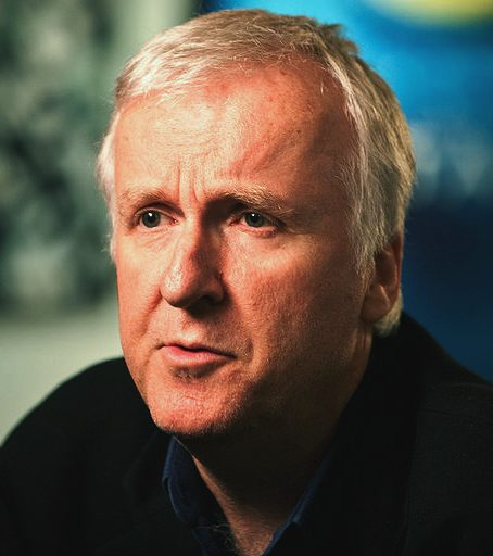 James Cameron, top movie director