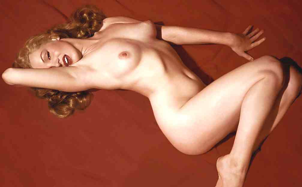Lohan monroe unedited nude photos