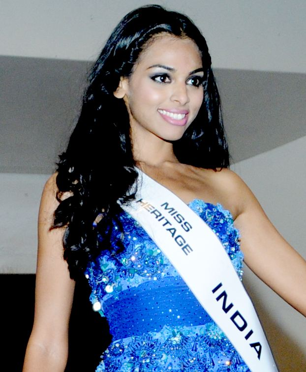 Miss Heritage - Indian beauty queen