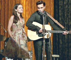Reese Witherspoon Walk the line movie Joaquin Phoenix Peliculas Biograficas vs Mundo Real (parte 2)