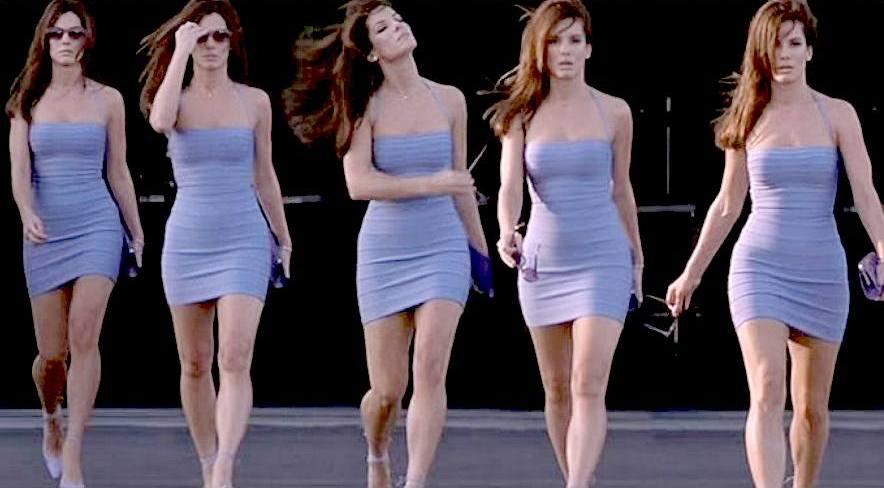 Miss Congeniality A Film Starring Sandra Bullock Ocean