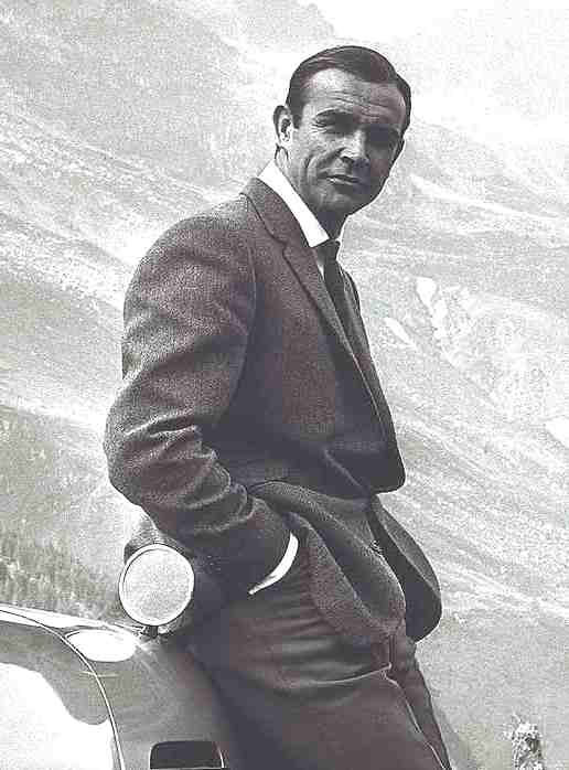 Sean Connery beautiful wallpaper as James Bond in ... beautiful wallpaper