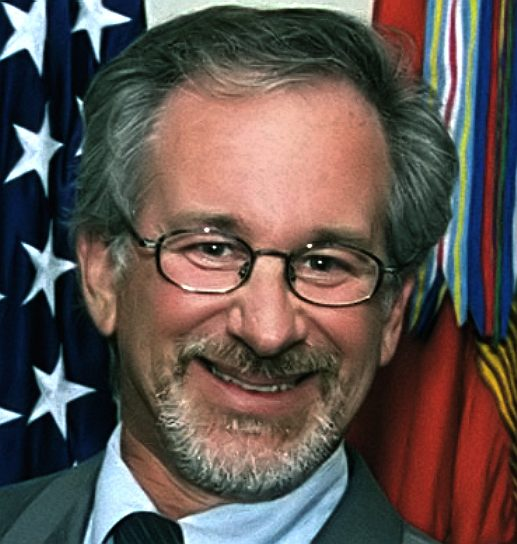 Steven Spielberg, top director and producer