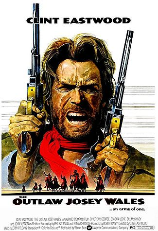 The Outlaw Josey Wales, Clint Eastwood