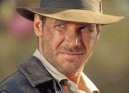 pic of Indiana Jones