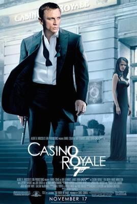 James bond casino royale full cast