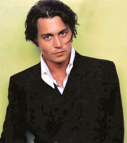 johnny depp. Johnny Depp suited Pirates of