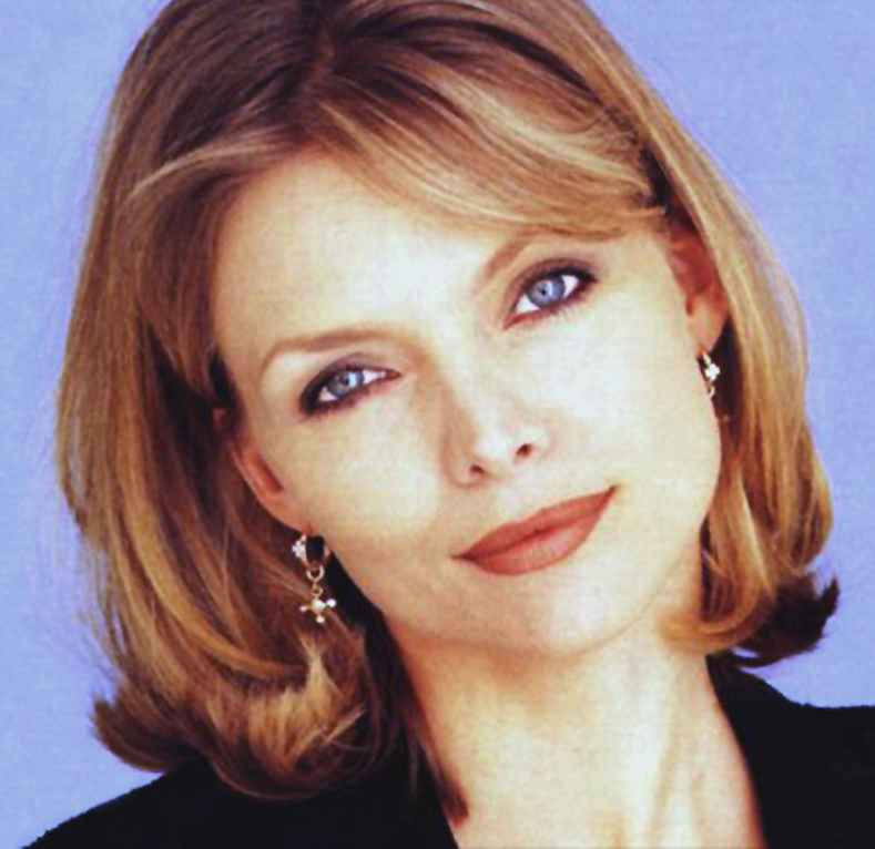 Michelle Pfeiffer red head. FILMOGRAPHY