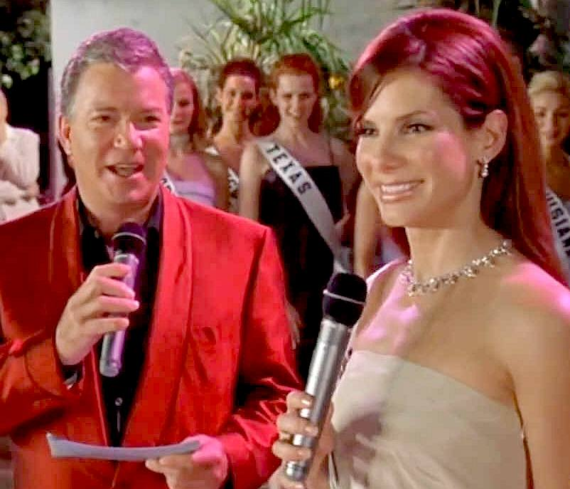 Miss Congeniality A Film Starring Sandra Bullock Ocean Beauty