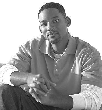 will smith. Will Smith portrait of a