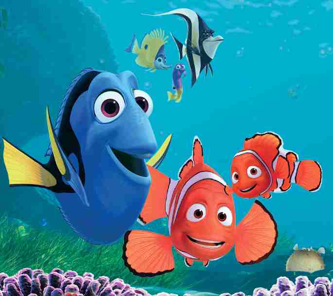 Finding Nemo Cartoon Classic
