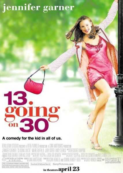 pictures of 13 going on 30