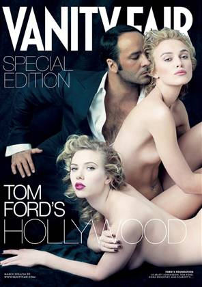 2006 cover of Vanity Fair