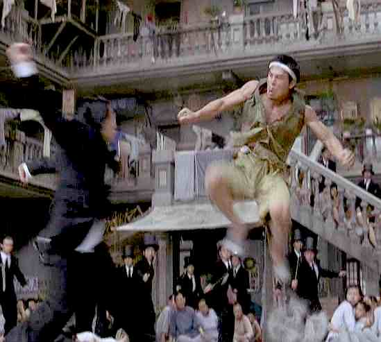 KUNG FU STEPHEN CHOW HUSTLE A TO Z DIRECTORY OF FILMS ACTORS AND ...