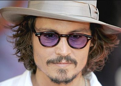 johnny depp hat