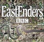 Eastenders BBC TV signature screen