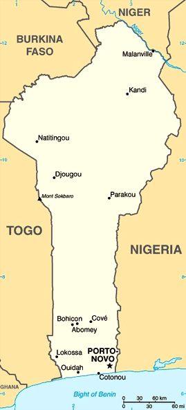 Benin Republic West Africa