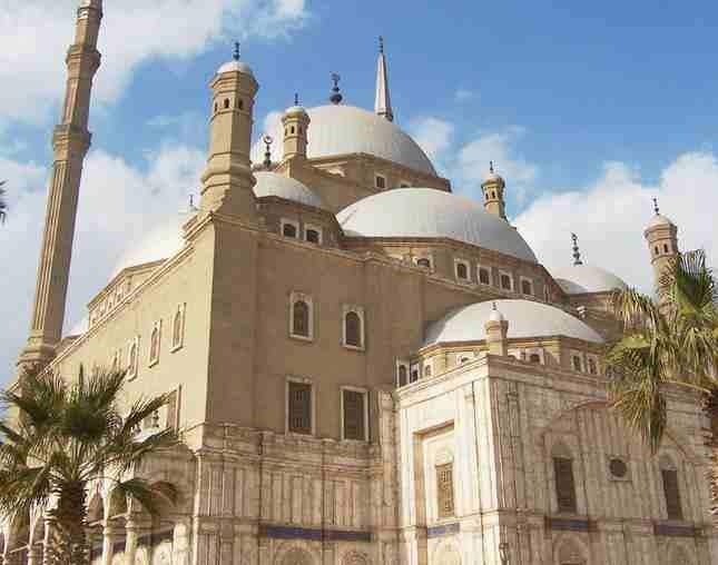 "صور من مصر و محافظاتها "" تعالي اتعرف علي مصر "" Egypt_Mohammed_ali_basha_mosque"