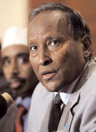 Protecting Somali Presidents In Villa Somalia    - SomaliNet Forums