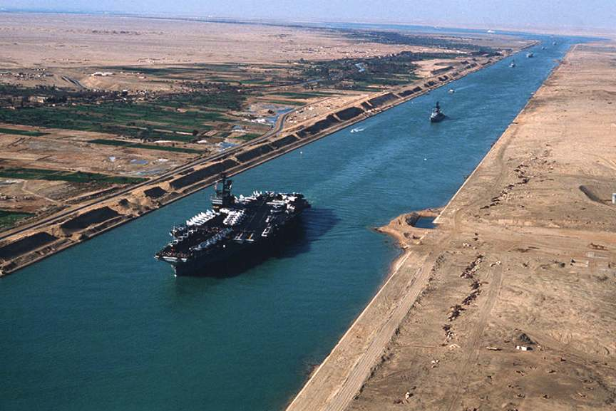 the suez canal thirteenth port of call autonomous world