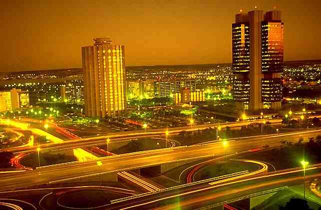 Brasilia, federal capital city of Brazil