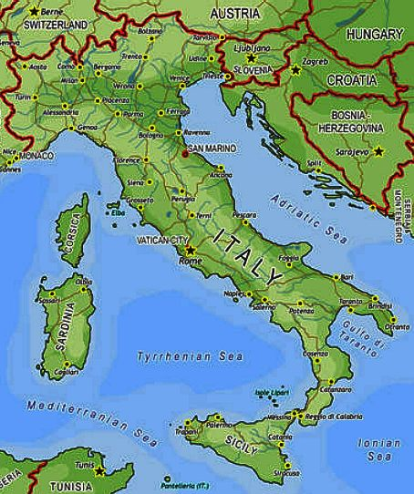 Geography Ancient Rome - Geography of rome