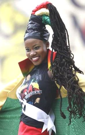 Miss Jamaica competition. Miss Jamaica. Culture