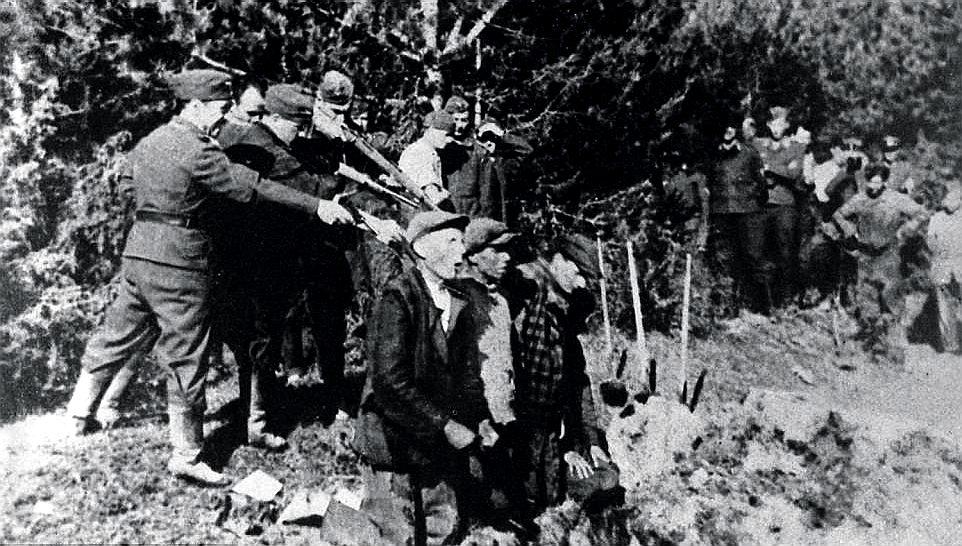 NAZI GERMANY WAR CRIMINALS