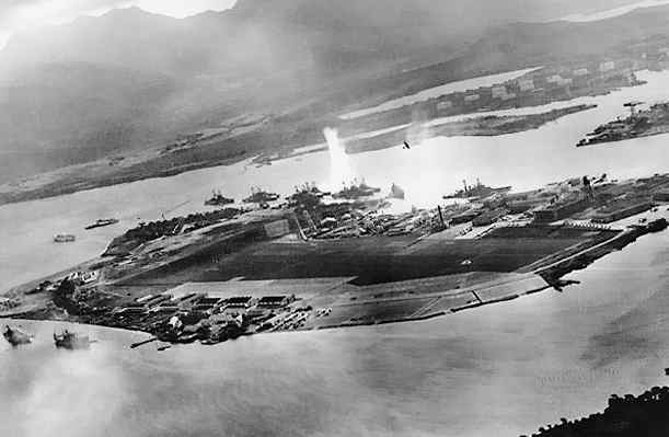 an analysis of the japanese attack on pearl harbor Presents an analysis of the japanese attack on pearl harbor to be used in developing programs of instruction for the air command and staff college at the air university.