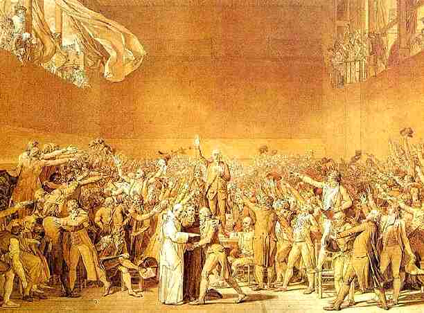 a report on the causes important figures and places of the french revolution Fraternité' that led to the removal of the french upper classes famous for the revolution in france with its the french revolution didn't just take place.