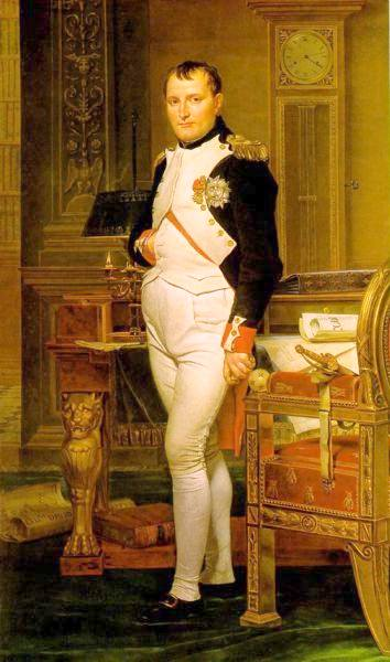 NAPOLEON BONAPARTE THE EMPEROR OF FRANCE 1769 TO 1821 FRENCH ...