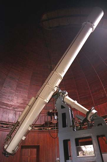 50 centimetre refracting telescope Nice observatory