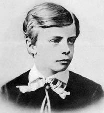 Theodore Roosevelt aged 11