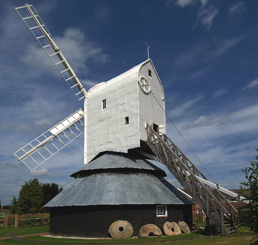 Windmill Hill windmill restoration project