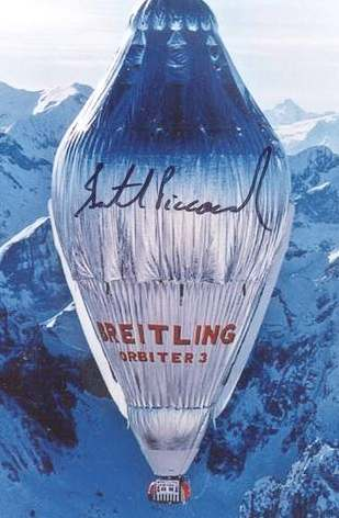 Breitling Orbiter Global Circumnavigation Baloon Project