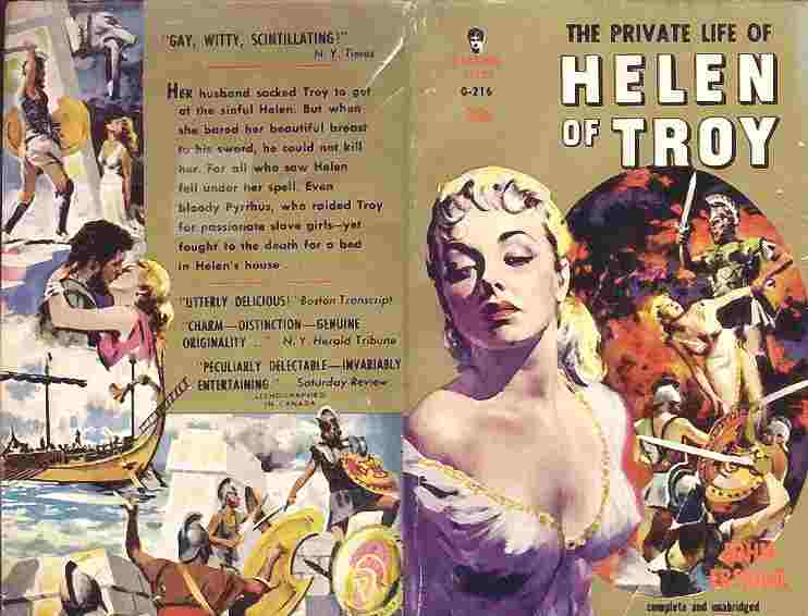 buod ng helen of troy