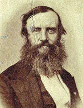 Rare photograph of John Mcdouall Stuart