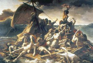 Gericault's Raft of Medusa